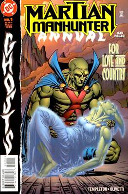Martian Manhunter Vol. 2 Annual (Comic book) #1