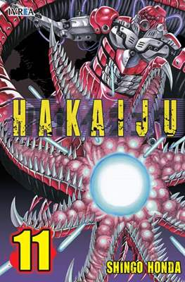 Hakaiju (Rústica con sobrecubierta) #11