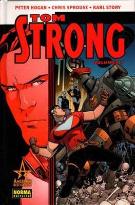 Tom Strong (Cartoné, 208 páginas (2006-2011)) #7