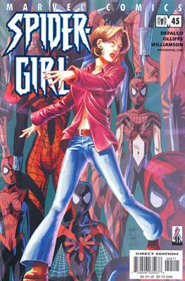 Spider-Girl vol. 1 (1998-2006) (Comic-Book) #45