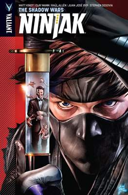 Ninjak (2015) (Softcover) #2