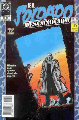 El soldado desconocido (1991-1992) (Grapa, 28 páginas) #10