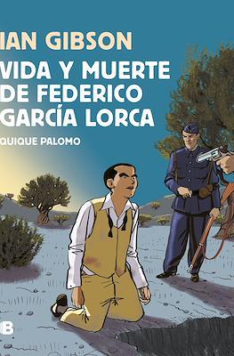 Vida y muerte de Federico García Lorca (Cartoné 96 pp) #