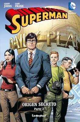 Superman. Origen secreto (Rústica) #2