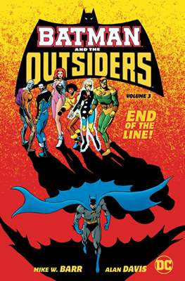 Batman and the Outsiders (Hardcover, 344-312 pp) #3