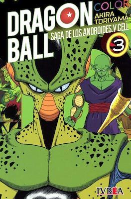 Dragon Ball Color: Saga Androides & Cell #3