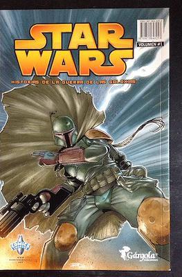 Star Wars: Historias de la Guerra de las Galaxias