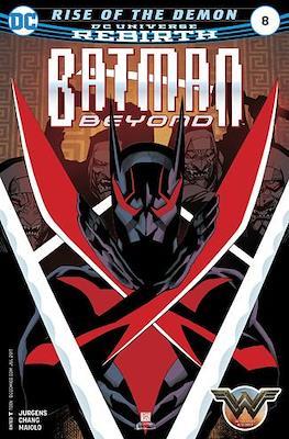 Batman Beyond (Vol. 6 2016-...) #8