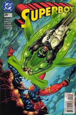 Superboy Vol. 4 (Comic Book) #20