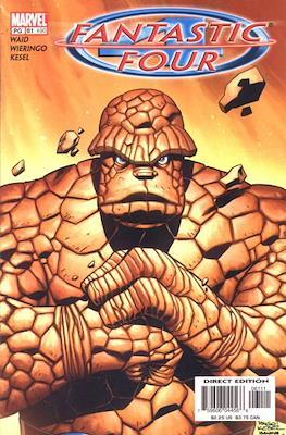 Fantastic Four Vol. 3 (1998-2012) (Comic Book) #61 (490)