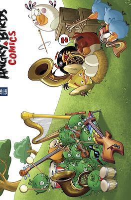 Angry Birds Comics (2016) (Grapa) #12