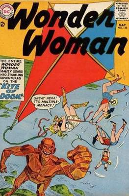 Wonder Woman Vol.1 (1942-1986; 2020-) (Comic Book) #138