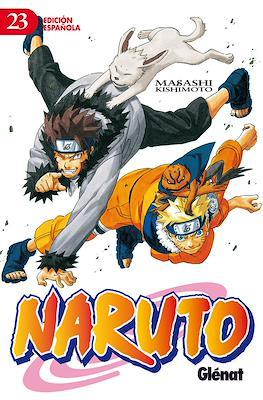 Naruto (Rústica con sobrecubierta) #23