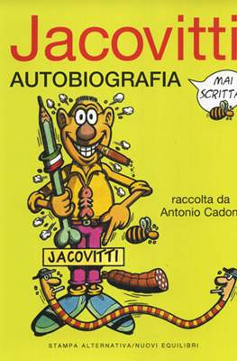 Jacovitti - Autobiografia mai scritta