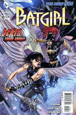 Batgirl Vol. 4 #10