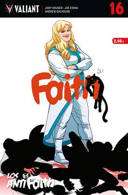 Faith (Grapa 24 pp) #16
