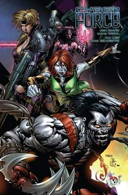 Cyberforce Vol. 3 (2006)