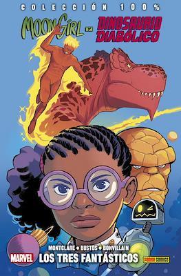 Moon Girl y Dinosaurio Diabólico. 100% Marvel HC #5