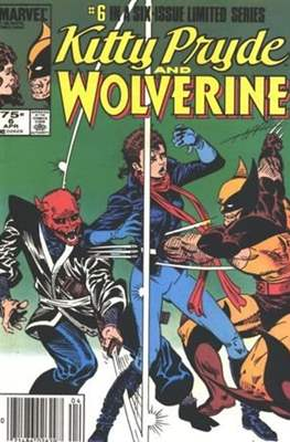 Kitty Pryde and Wolverine Vol 1 (Comic-book) #6