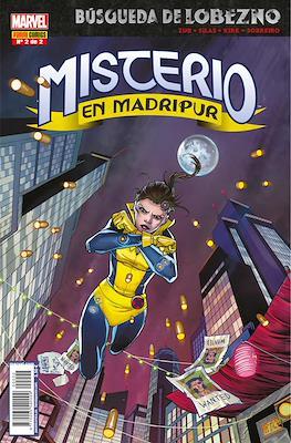 Búsqueda de Lobezno: Misterio en Madripur (Grapa 48 pp) #2