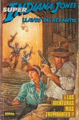 Indiana Jones y las llaves de Atlantis