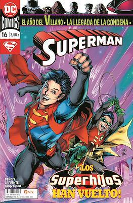 Superman. Nuevo Universo DC / Renacimiento (Grapa) #95/16