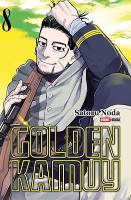 Golden Kamuy (Rústica con sobrecubierta) #8