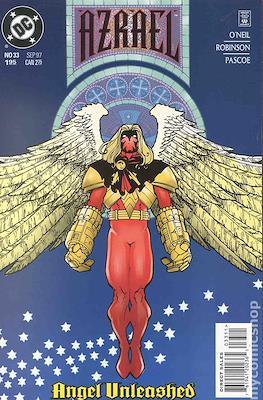 Azrael: Agent of the Bat (1995-2003) (Grapa) #33