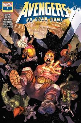 Avengers: No Road Home (Comic Book) #1