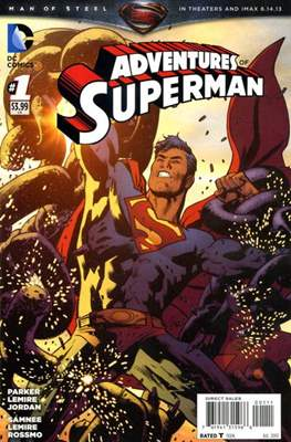 Adventures of Superman vol. 2 (2013-2014) (Comic-Book) #1
