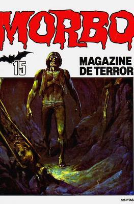 Morbo. Magazine de terror (Grapa (1983)) #15