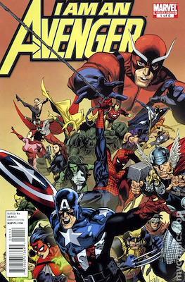 I Am An Avenger (Comic-Book) #1