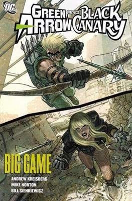 Green Arrow and Black Canary #5