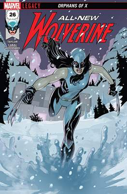 All-New Wolverine (2016-) (Comic book) #26
