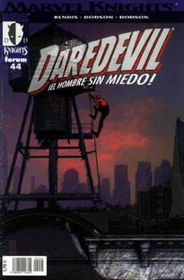 Marvel Knights: Daredevil Vol. 1 (1999-2006) (Grapa) #44