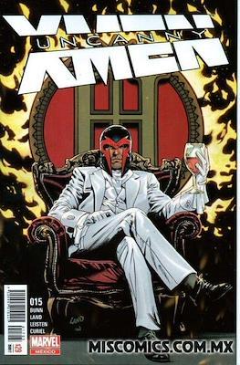 Uncanny X-Men (2016-2017) (Grapa) #15