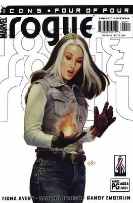 Rogue Vol. 2 (Grapa) #4