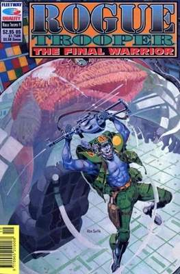 Rogue Trooper The Final Warrior (Cómic grapa) #9