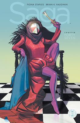 Saga (Comic-book) #47