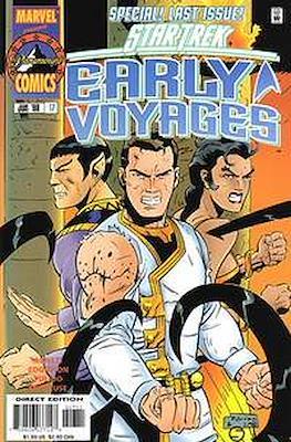 Star Trek: Early Voyages #17