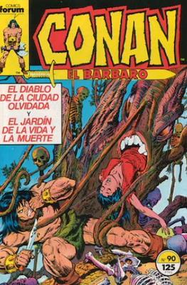 Conan el Bárbaro (1983-1994) (Grapa 24-36 pp) #90