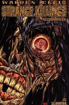 Strange Killings - Necromancer (Comic Book) #6