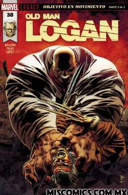 Old Man Logan (2016-2019) (Grapa) #38