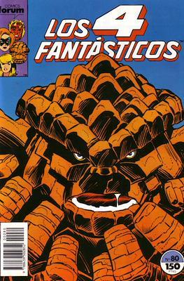 Los 4 Fantásticos Vol. 1 (1983-1994) (Grapa 36-32-24 pp) #80