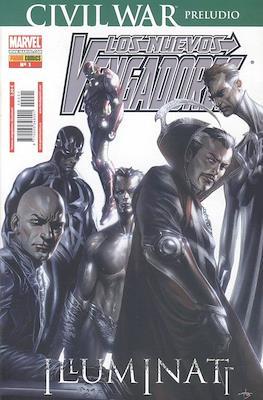 Los Nuevos Vengadores: Illuminati (2007). Civil War preludio