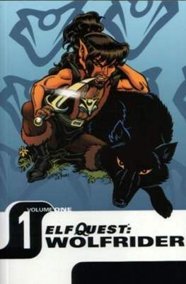 ElfQuest: Wolfrider (Softcover) #1