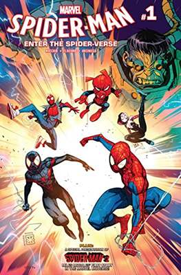 Spider-Man Enter the Spider-Verse