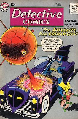 Detective Comics Vol. 1 (1937-2011; 2016-) (Comic Book) #266