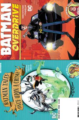 Batman: Overdrive / Batman Tales: Once Upon a Crime - Free Comic Book Day 2020