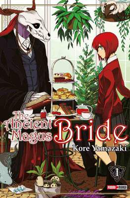 The Ancient Magus Bride (Rústica con sobrecubierta) #1